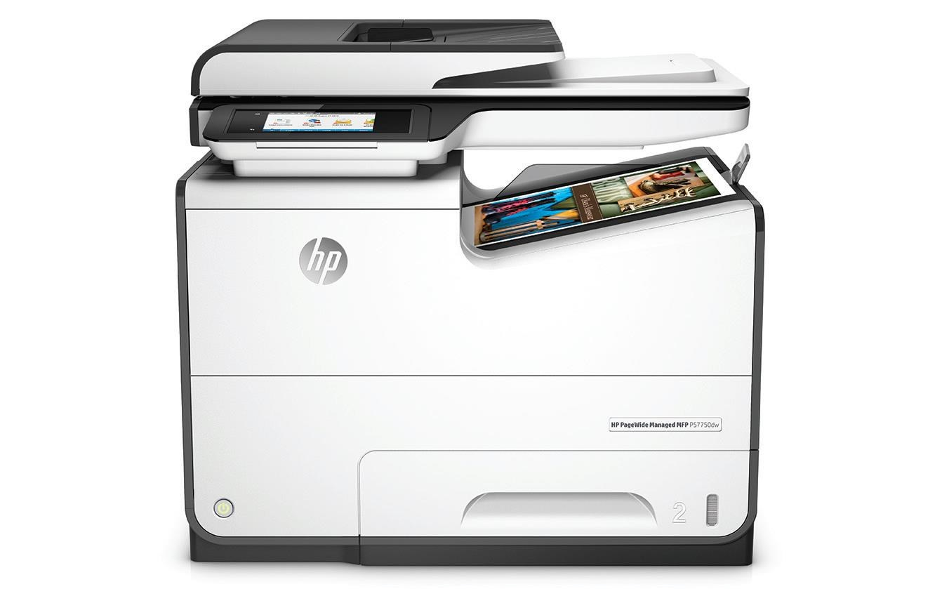 HP PageWide Managed MFP 57750dw (A4, 75 ppm, USB 2.0, Ethernet, Wi-Fi,  Print/Scan/Copy/Fax) | eD system a.s.