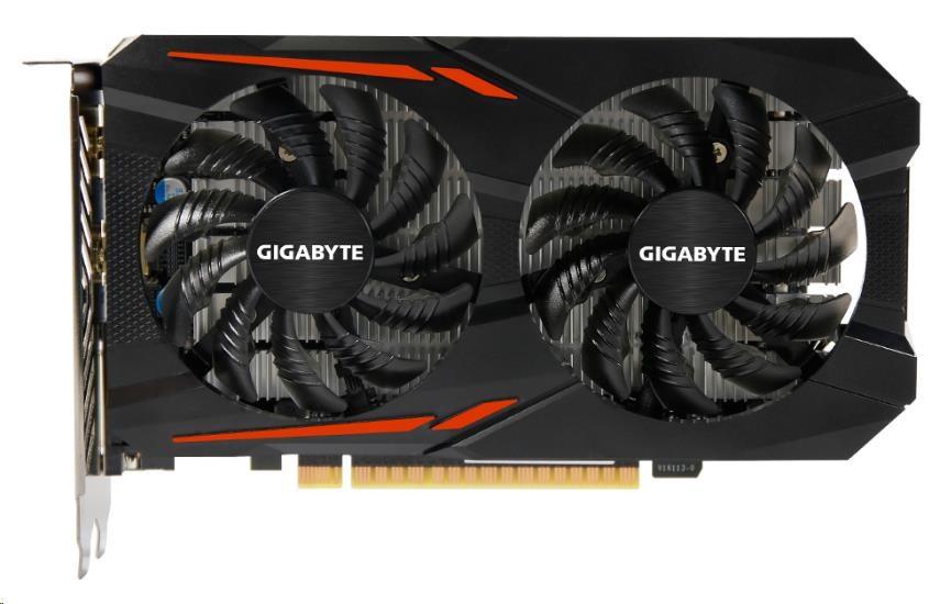 GIGABYTE VGA NVIDIA GTX 1050 Ti 4GB GDDR5 (Overclock) | eD