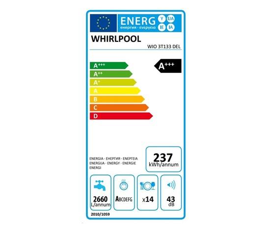 grand choix de 3cc02 c12dc Whirlpool WCIO 3O32 PE Vestavná myčka nádobí   eD system a.s.