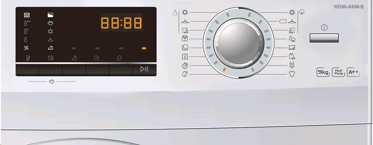 EOL HAIER HD90 A636 SUŠIČKA   eD system a.s.